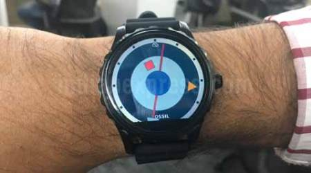 Fossil Q Marshal review: Good option for those who need AndroidWear