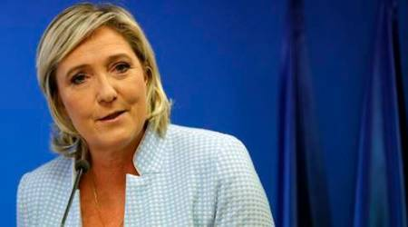 French economy, French presidential elections, Marine Le Pen, French bond markets, French markets, business news, world market, latest news, indian express