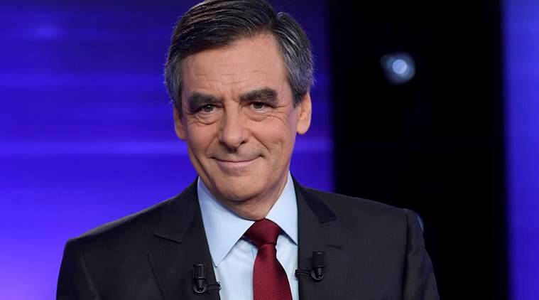 french presidential elections, french elections, Francois fillon, french conservative party, french presidential polls, world news, indian express news