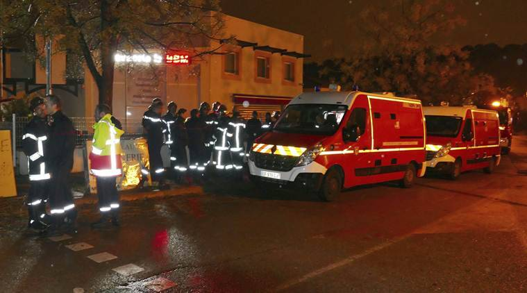 France, France news, France attack, French attack, France attack monks retirement home, France retirement home, France monks, France monks retirement home, France monk killed, France terror attack, terror attack, World news, Indian Express