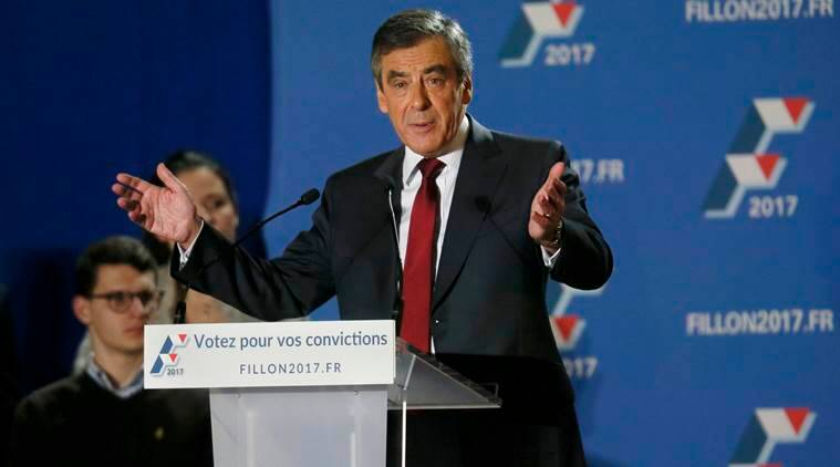 Francois Fillon, France, France elections, French elections, France news, French presidential elections, Nicolas Sarkozy, French presidential election primaries, World news, Indian Express