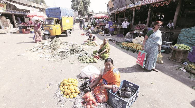 Demonetsation of currency, Maharashtra Agricultural Produce Market Committees, sale of veggies and Fruits, Sale of fruits, latest news, India news, Latest demonetisation news