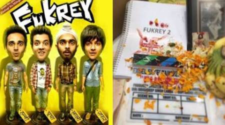 Fukrey 2 shoot begins in Delhi