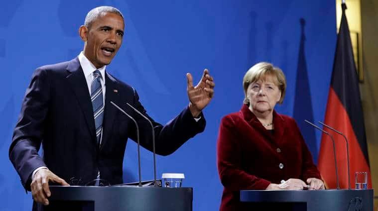 Barack obama, Donald Trump, US Russia, Trump Putin, Trump Russia, Angela Merkel, US Germany, news, latest news, world news, international news