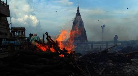 varanasi, ganga, varanasi attractions, places to see in varanasi, varanasi cremation, hindu cremation ritual, benaras, benaras ghat cremation, india news, varanasi travelogue, sunday eye, eye 2016,