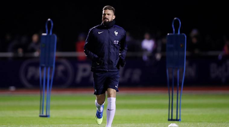 France, France World Cup qualifier, France vs Sweden, Olivier Giroud, Giroud, Kevin Gameiro, gameiro, france striker, football, football news, sports, sports news