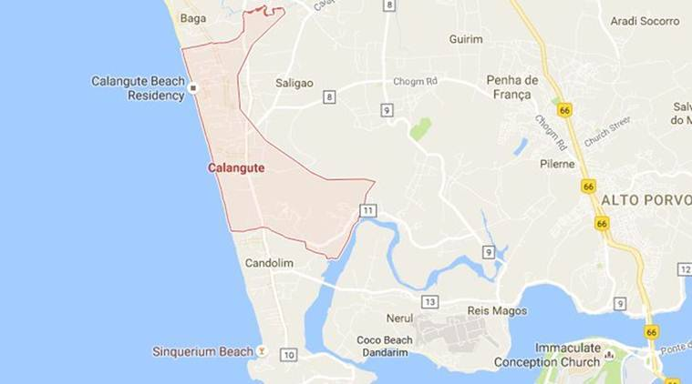 Calangute beach belt, Goa, Goa beachers, Beach violations in Goa, Goa sacks violaations, latest news, India newss, Goa news
