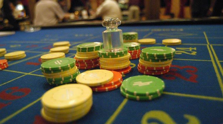 Legalized gambling research papers