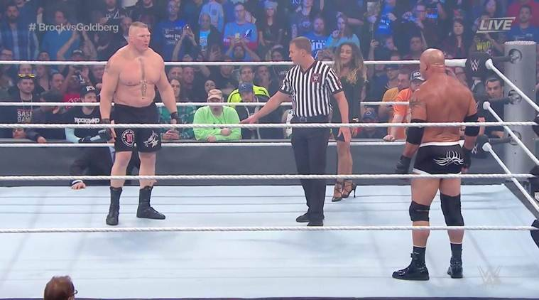survivor series, survivor series results, survivor series 2016 results, goldberg vs lesnar, goldberg vs brock lesnar, lesnar vs goldberg, wwe, survivor series video highlights, goldberg vs lesnar highlights