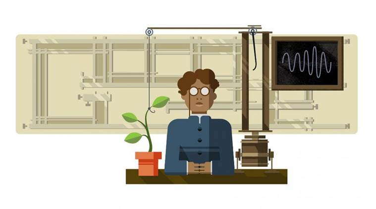 Google Doodle celebrates Jagdish Chandra Bose's birthday