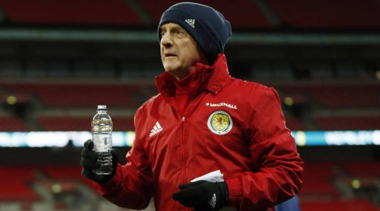 England vs scotland, england vs scotland world cup qualifier, world cup qualifier, wembley, gordon strachen, football, football news, sports, sports news