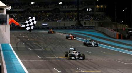 Formula One - F1 - Abu Dhabi Grand Prix