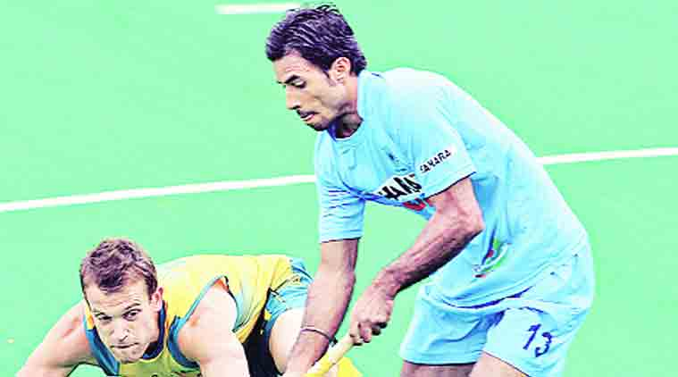 Gurbaj Singh was banned from the last edition of the Hockey India League on disciplinary grounds. (File Photo)