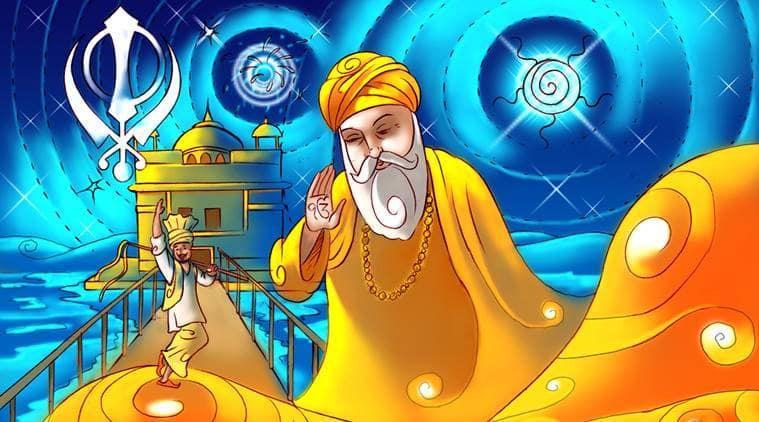 Guru Nanak, Guru Nanak Jayanti, Guru Nanak 550th birth anniversary, Guru Nanak birth anniversary, Indian Express