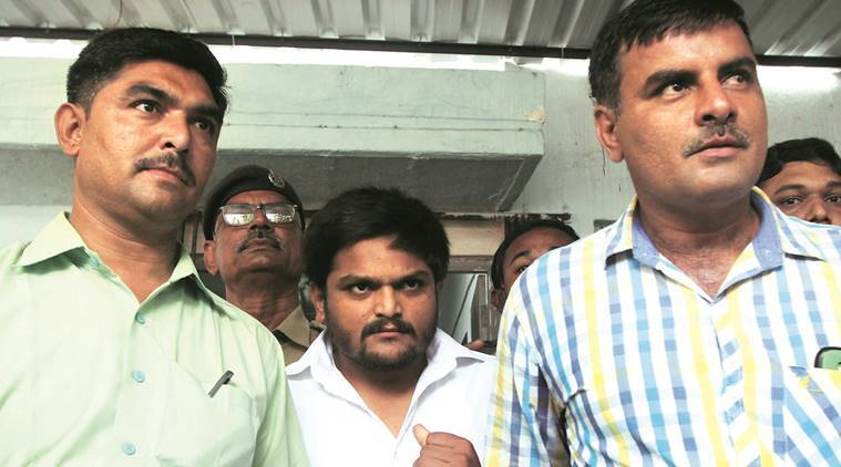 PAAS held a meeting  of their conveners to select the 11 represe-ntatives in Udaipur where Hardik Patel  has been staying