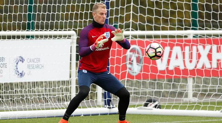 Tough decision to leave out Joe Hart, says Gareth Southgate