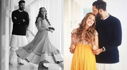Hazel Keech, Yuvraj Singh's pre-wedding photoshoot is all kinds of lovely, see inside pics
