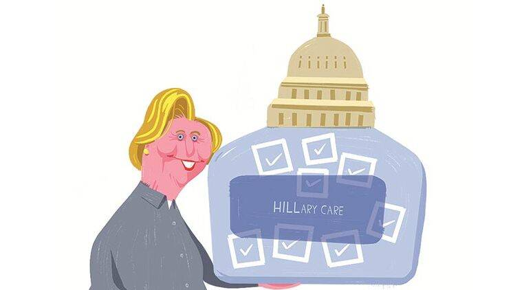 Hillary Clinton, Donald Trump, US presidential elections, presidential elections, US elections, Hillary Clinton Donald Trump, barack obama, indian express columns, indian express