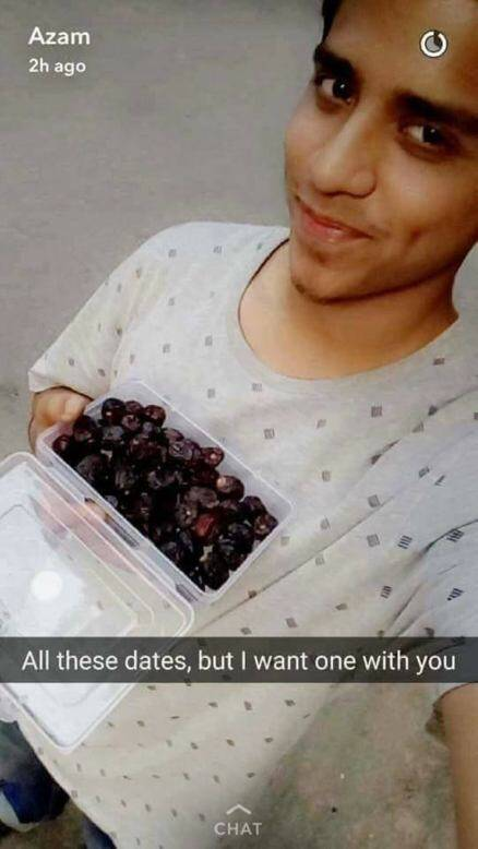 This boy's hilariously amazing proposals on Snapchat can make any girl say 'Yes' to him