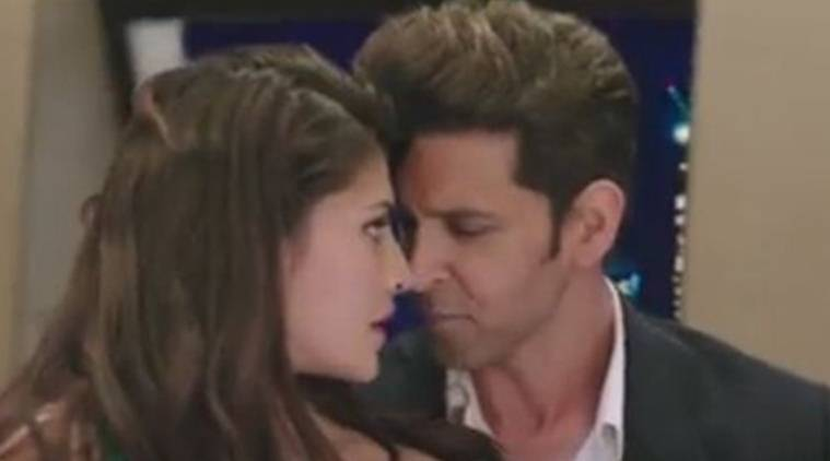 Hrithik Roshan, Jacqueline Fernandez's chemistry is off the charts