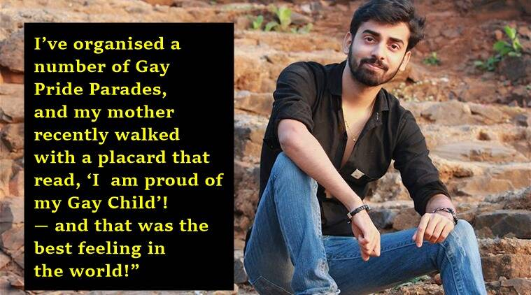 humans of bmbay, humans of bombay man coming out as gay, LGBTQ rights, homosexuality, homosexuality in india, state of homosexuality in india, lesbians, gays, queers, transgenders in india, LGBT in india, indian express, indian express news, trending, viral,