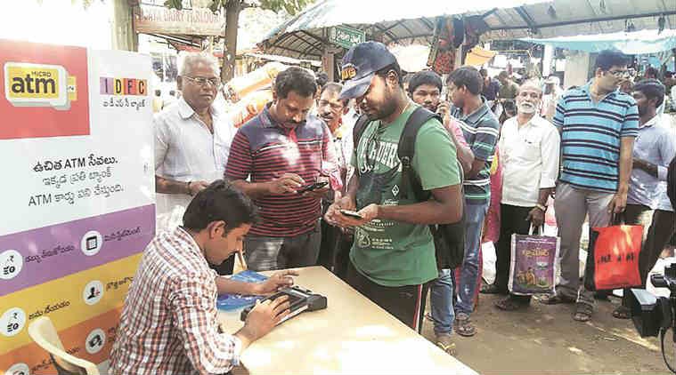 demonetisation, telangana demonetisation, Rythu bazaars, Rythu bazaars telangana, vegetable markets telangana, IDFC, cash payments, telangana news, india news