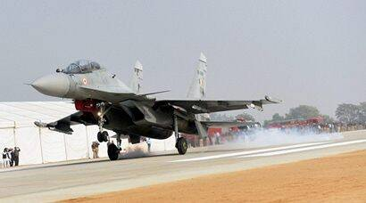 IAF fighter jets touch down for opening of Agra-Lucknow Expressway