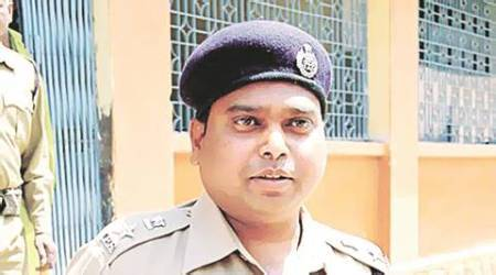 Bastar IG SRP Kalluri to go on medical leave
