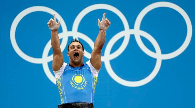 Ilya Ilyin, Ilya lyin doping, weightlifting doping, Ilya Ilyin weightlifter, weightlifting news, sports news