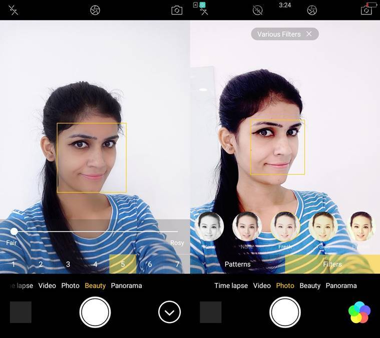 Beautify 4.0 comes with seven beautify levels, two skins tone modes and upgraded photo-processing algorithms.