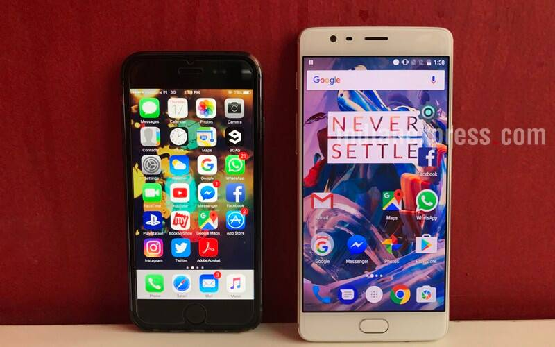OnePlus 3 vs iPhone 6: Which is the better mid-range