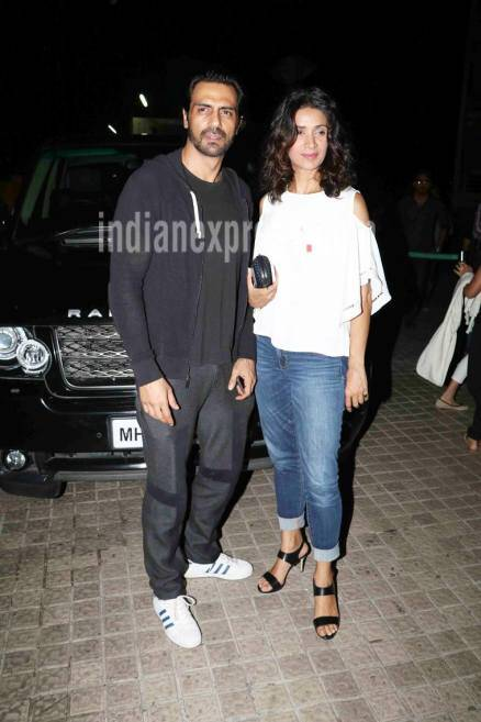 Rock On 2, Rock On 2 movie, Rock On 2 star cast, Rock On 2 screening, farhan akhtar, Shraddha Kapoor, Shraddha Kapoor images, farhan akhtar images, farhan akhtar pics, farhan akhtar screening images, farhan akhtar screening pics, farhan akhtar family, farhan akhtar pics, arjun rampal, Shabana Azmi, Shabana Azmi actor, entertainment news, indian express, indian express news