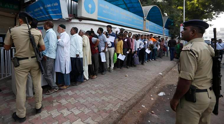 Demonetisation, Tamil Nadu, Tamil Nadu ATMs, demonetisation cash crunch, Tamil Nadu news, India news, Indian Express