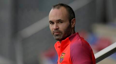 Andres Iniesta's potential return a boost for Barcelona