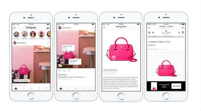 Instagram, instagram new feature, instagram shop now, instagram for IOS, ios, online shopping, online retail, social media, technology, technology news