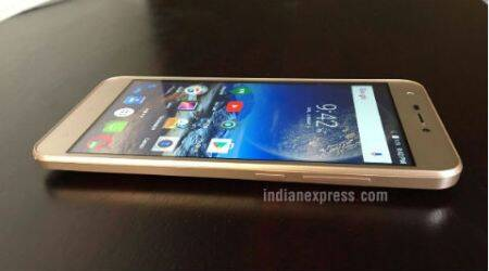 Intex 5.5 VR review: A good option for those with a Rs 5000 budget