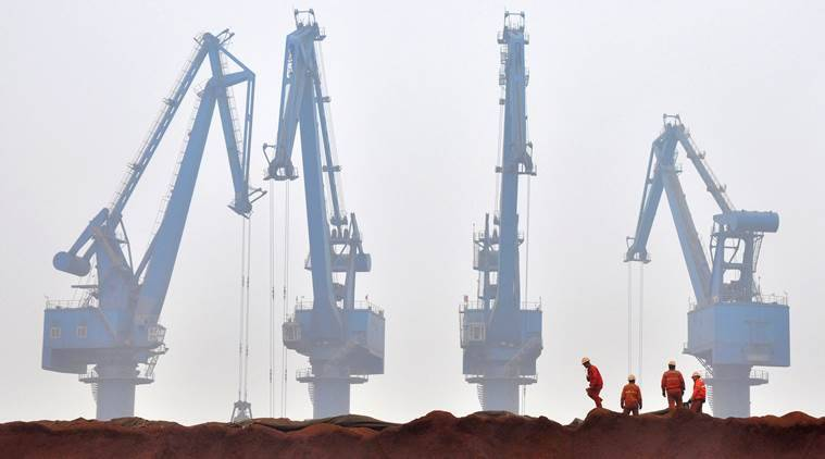 iron ore, iron ore trade, china iron ore, latest news, latest world market, business news