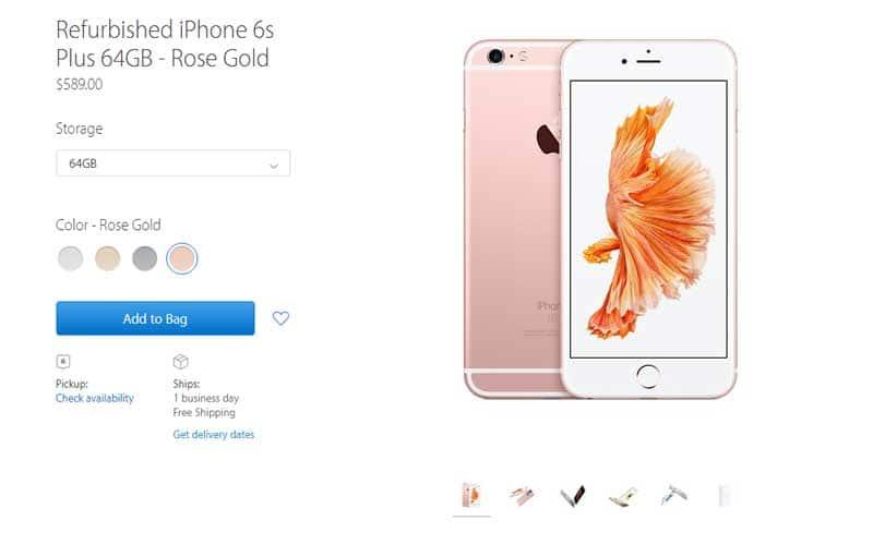 apple iphone 6s market price in india