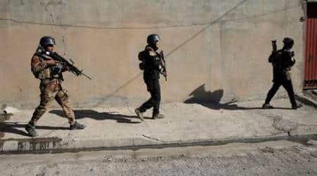 Iraqi army, iraqi army attack, Mosul attack, Iraqi attack on Mosul, Iraq Mosul clashes, Mosul civilians injured, Iraq, Mosul, world, Indian Express