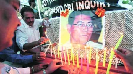 j dey murder case, journalist murder case, journalist hostile, witness hostile, CBI, Central Bureau of Investigation, satish kaliya, journalist shot, india news, indian express news
