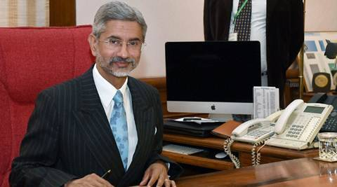 Foreign Secretary S Jaishankar given one year extension of service