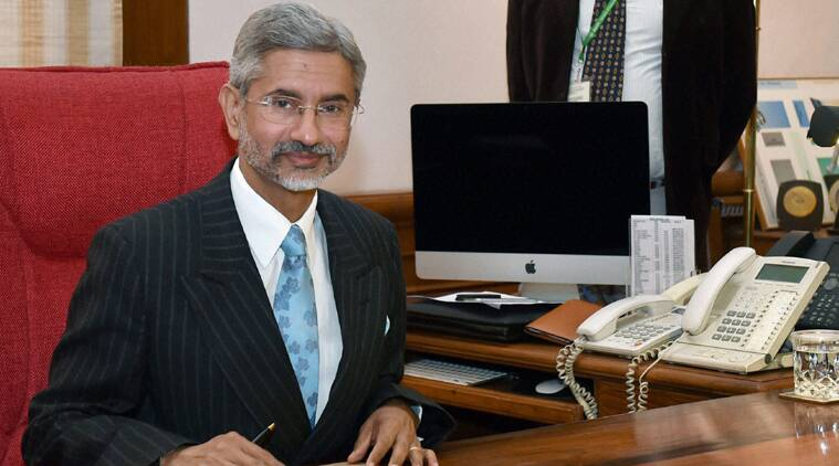Foreign Secretary S Jaishankar, Foreign Secretary, S Jaishankar, rohingya issue, rohingya crisis, rohingya migrants, myanmar, world news, india news, indian express