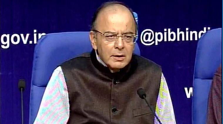 arun jaitley, black money