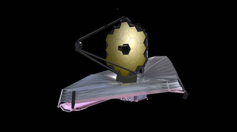 NASA, world's largest space telescope, hubble space telescope, hubble telescope, James webb space telescope, Ariane 5, james webb space telescope launch, centre of curvature test, europian space agency, canadian space agency, science, science news, space, space news