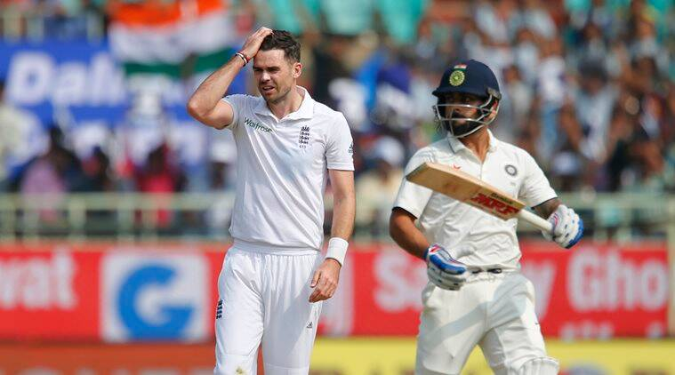 India vs England 2nd Test, Ind vs Eng 2nd Test, India England 2nd Test, James Anderson, James Anderson England, England James Anderson, Anderson England, Cricket