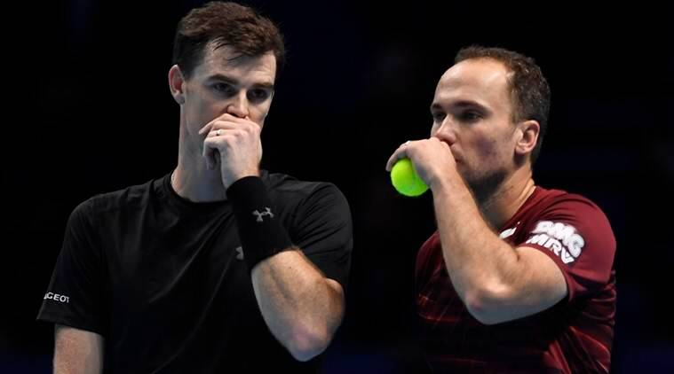 Jamie Murray, Bruno Soares, Jamie Murray and Bruno Soares, Men's double tennis rankings, ATP World Tour, ATP Finals, Tennis news, Tennis