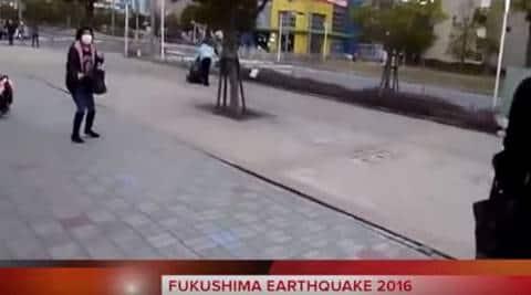 Japan, japan tsunami, japan earthquake, japan nuclear plant, nuclear, Fukushima nuclear plant, northeast japan, japan residents, latest news, indian express, world news, indian express