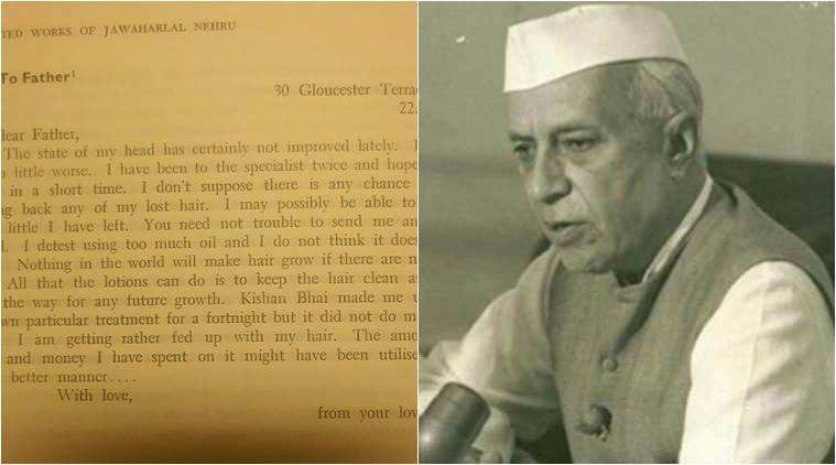 This letter written by Jawaharlal Nehru in September 1911 has gone viral