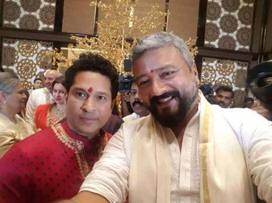 Amitabh Bachchan, Mammootty, Sachin Tendulkar, Nagarjuna celebrate Diwali in Kerala