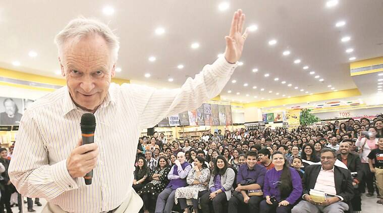 Jeffrey Archer, us elections, us presidential elections, demonetisation, Jeffrey Archer on demonetisation, author Jeffrey Archer, indian express news, india news